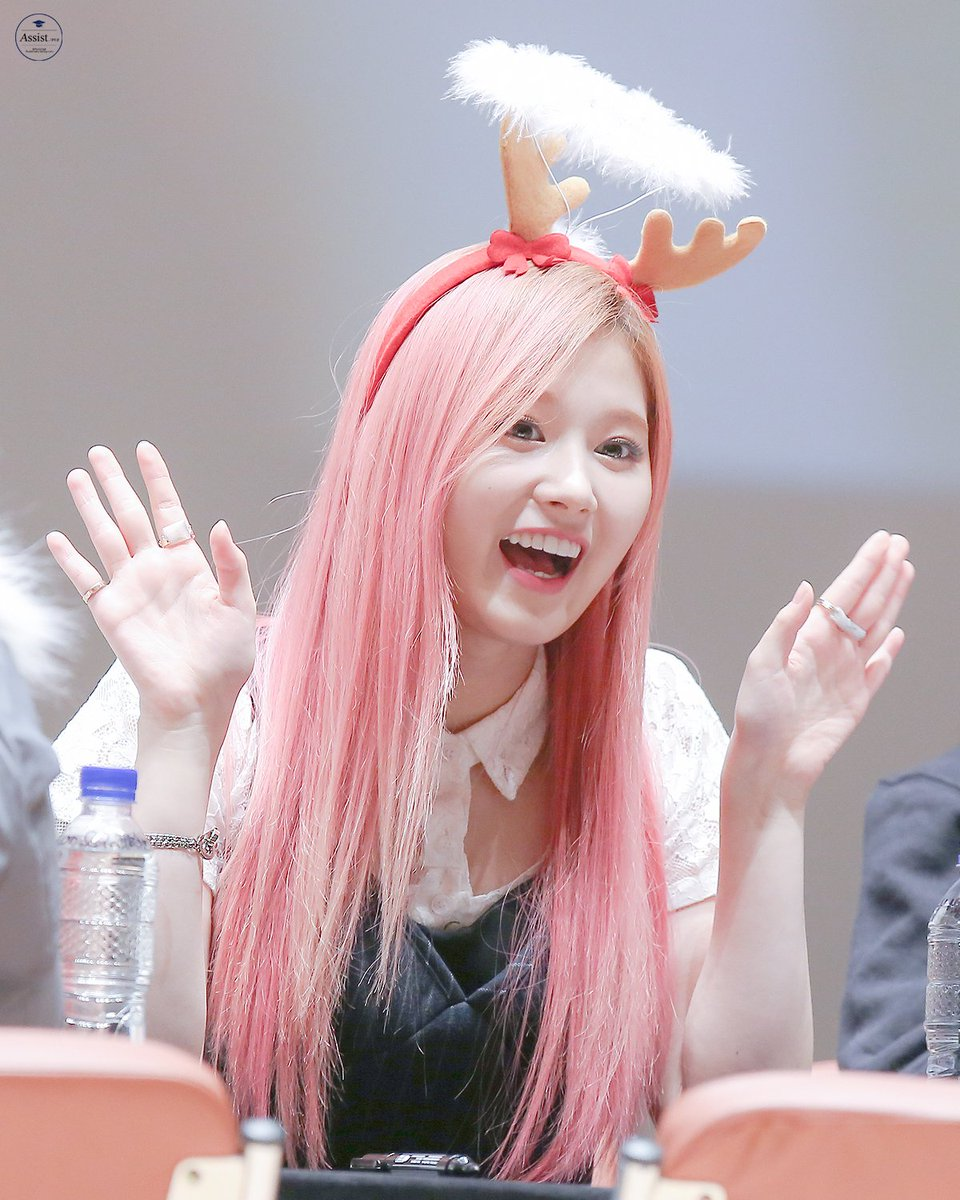 Twice at their recent fansign 151204 - OMONA THEY DIDN'T ...