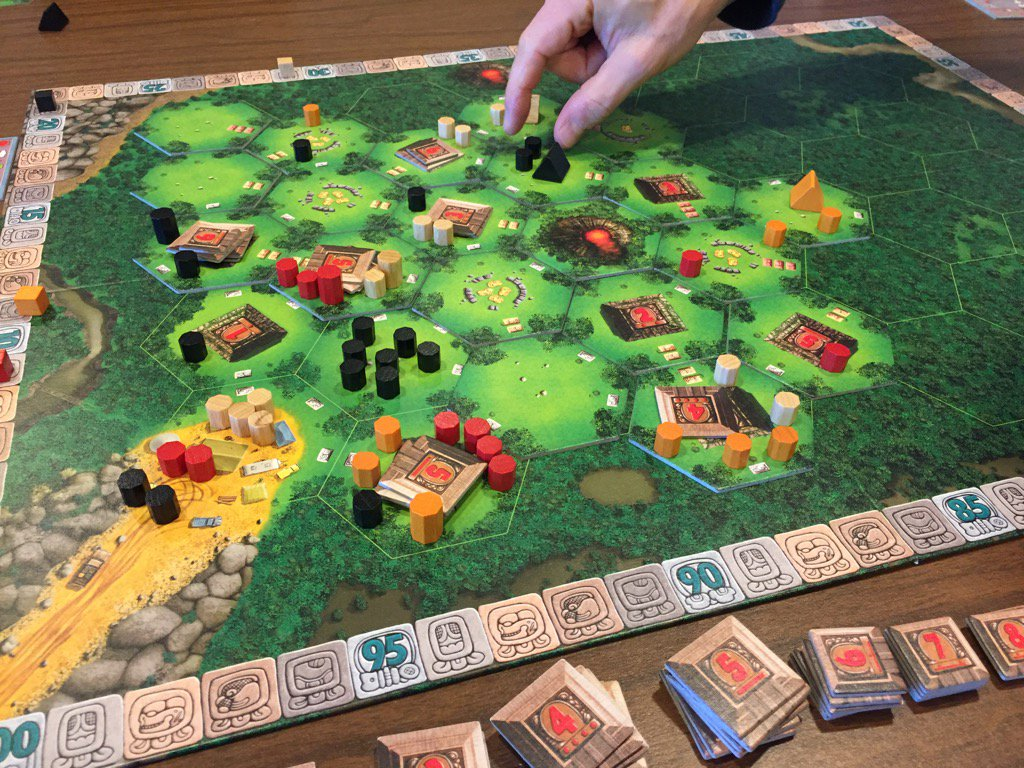 An Advent of Christmas Gaming Challenge - 2015 | BoardGameGeek