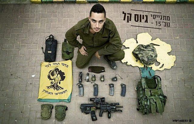 كتيبه كراكال الاسرائيليه .....Caracal Battalion  CVfSbGxWoAAk95c