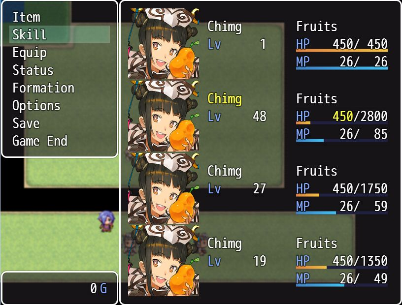 Dev capturing enemies recruit them as actors rpg maker forums each actor is an individual instance they have nothing to do with one another other than the fact that they have the same name face and class publicscrutiny Image collections