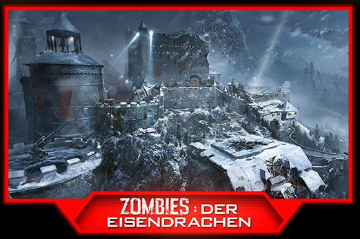 New zombies map Der Eisendrachen looks sick! #Awakening #BlackOps3 https://t.co/FE4ZOuP1fq https://t.co/SuUqKqgyju