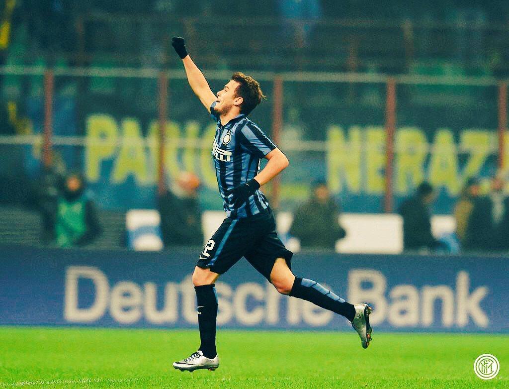 Inter Genoa 1-0