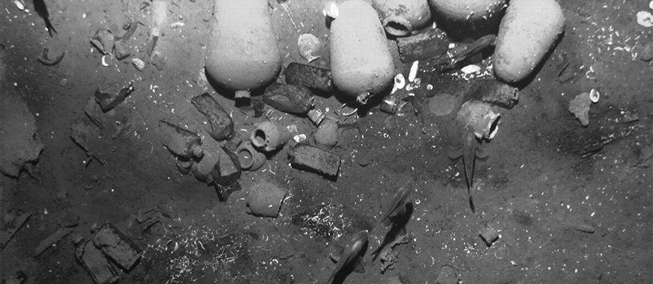 Le prime immagini fotografiche del galeone di San José