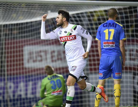 Kostovski will be staying at OH Leuven
