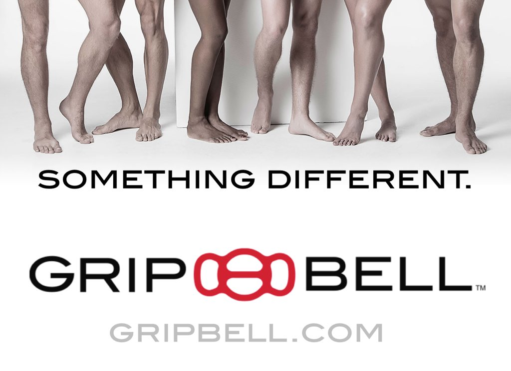 Mame Adjei  - GRIPBELL IS somethingdifferent mameadjei antm gripbell fitness twitter @MameAdjei4