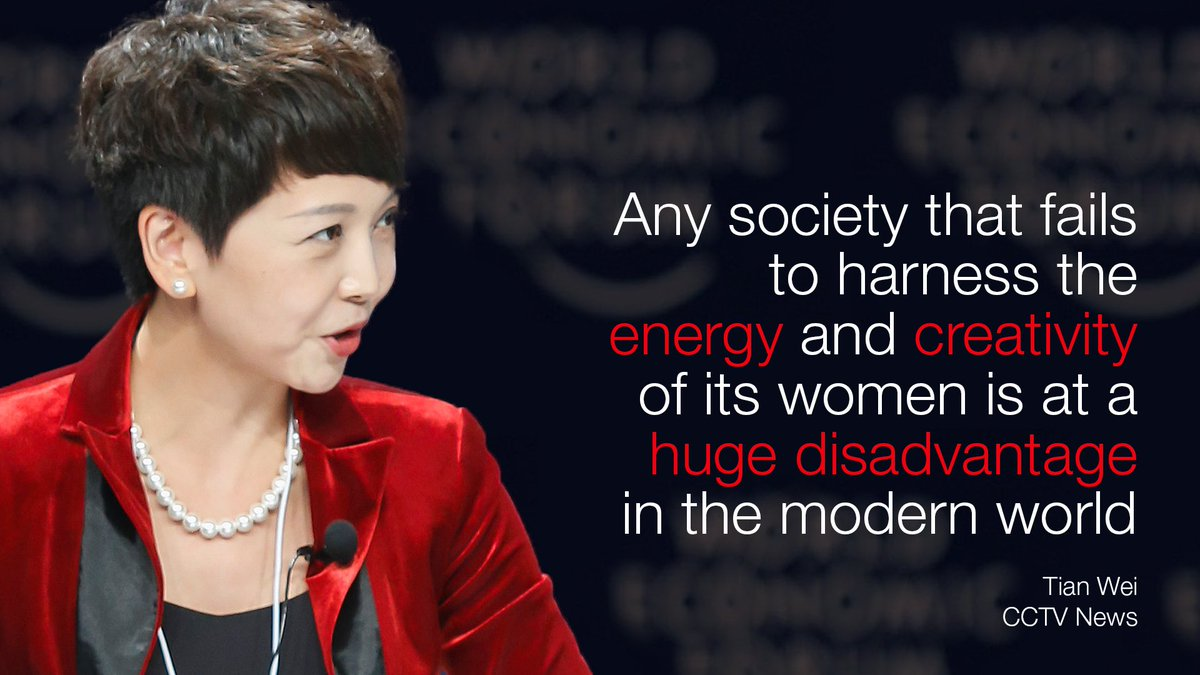 """Gender Equality Quotes World Economic Forum On Twitter """"10 Quotes From Leaders On"""