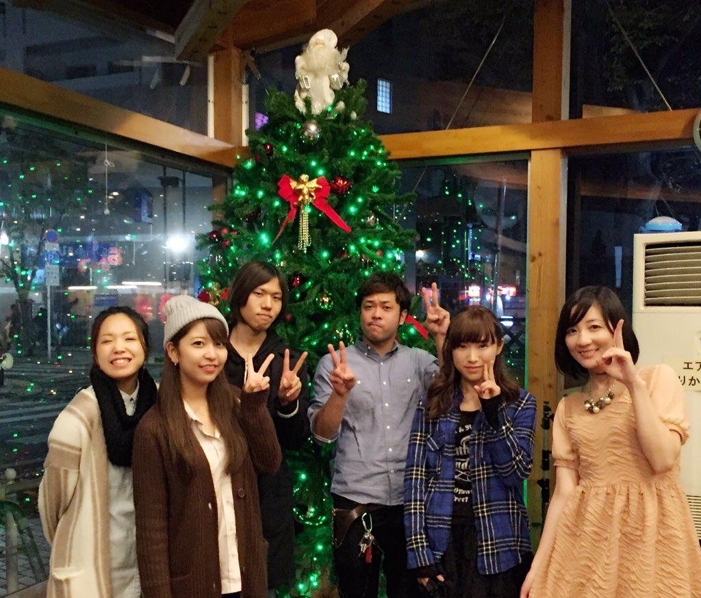 今日のクロスストリートライブ、ありがとうございました! みんな素敵やったーo(^▽^)o marinaちゃん、岡田茜さん、井上紗希さん、OHAGI https://t.co/EQu2Ij6SiK