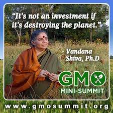 Patents are granted for inventions...seed is not invented! ~ @drvandanashiva #GMOs #Monsanto https://t.co/lbK7xZoEZ4