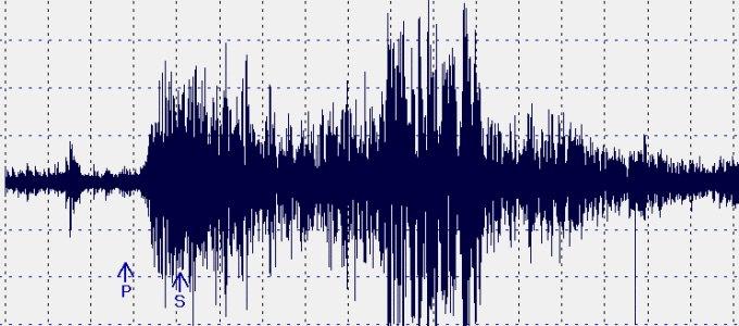 Terremoto Oggi 15/12/2105 a Ricigliano (Campania) sentito tra Salerno e Potenza (Basilicata)