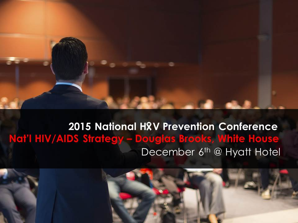 Thumbnail for Nat'l HIV Prevention Conference 2015 Opening Plenary