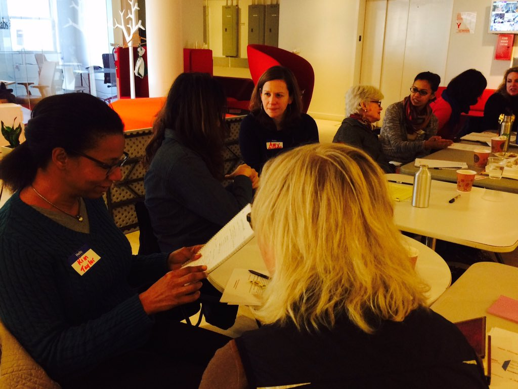 We're #GeneratingGoodIdeas today in #NYC with some incredible @TheOpEdProject alums https://t.co/iV1cYTlGr5