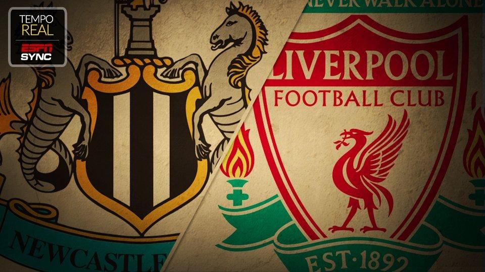 Começa o segundo tempo de #Newcastle 0x0 #Liverpool! SIGA AGORA! https://t.co/fpzCIDvJbQ
