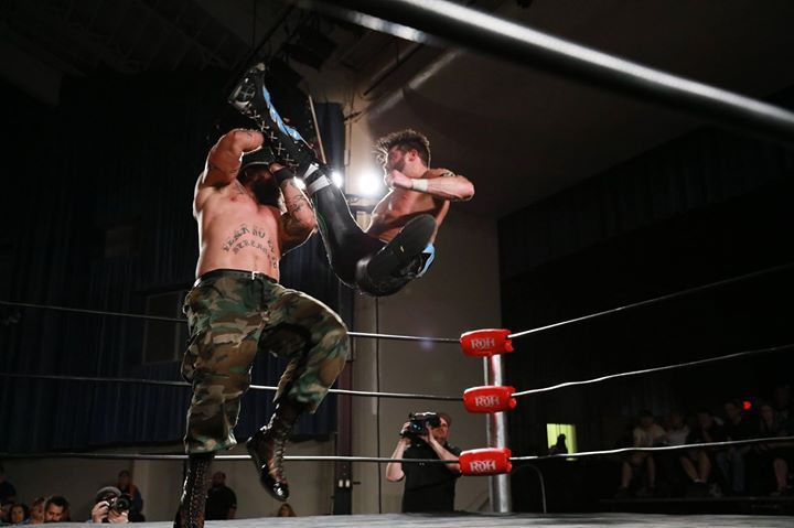 Resultados de ROH Road To Final Battle 2015 (5 de diciembre de 2015) - Último show antes del PPV Final Battle 5