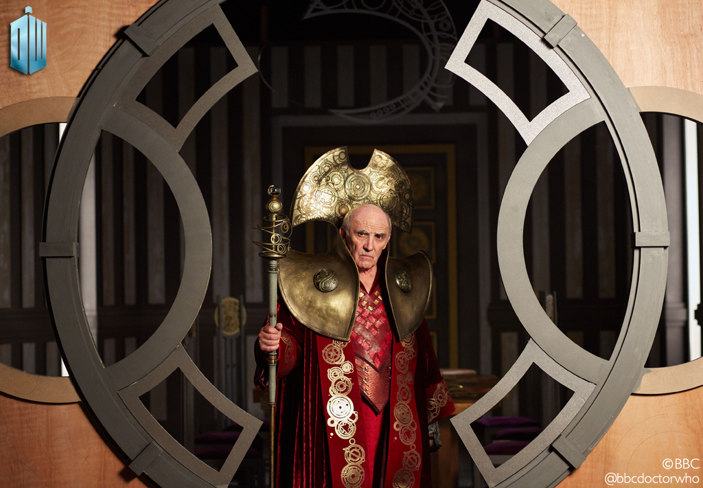 donald sumpter rassilon