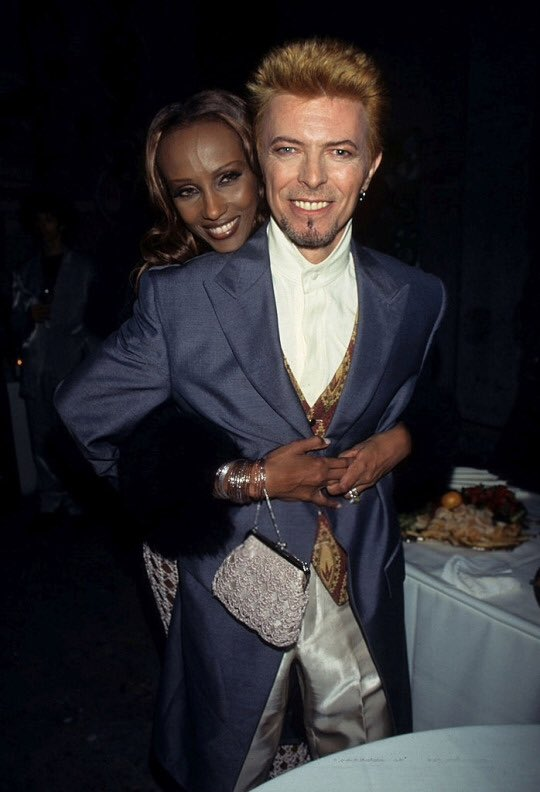 salazar s on twitter relationship goals david bowie and iman abdulmajid bowie. Black Bedroom Furniture Sets. Home Design Ideas