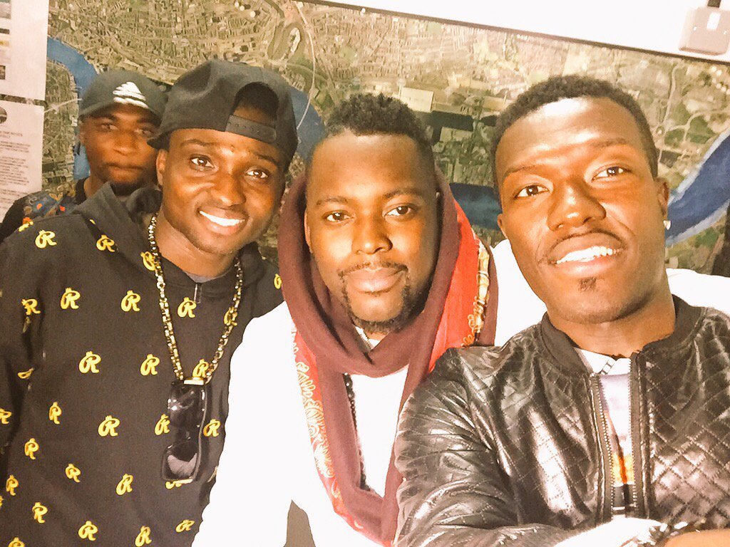 Congrats to @ReggieNBollie for making it to the #XFactor finals ... Wow!!!