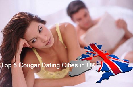 Cougar dating uk twitter