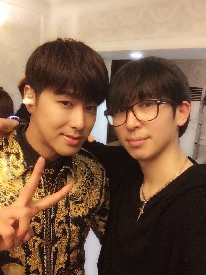 Hwangbo dating yunho love dating singles