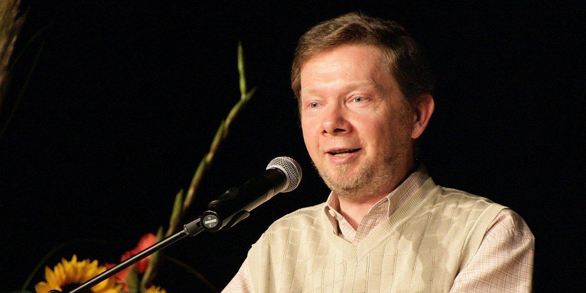 """Eckhart Tolle: Mantra che trasmettono Pace Assoluta """"Qui e adesso"""""""