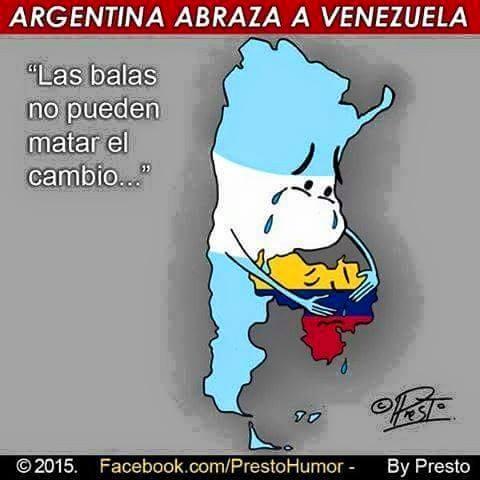 @LauraVeleda @JaredLeto Venezuela va a lograr el cambio así como logramos nosotros los argentinos; si, se puede! https://t.co/fNdzRE5hAh