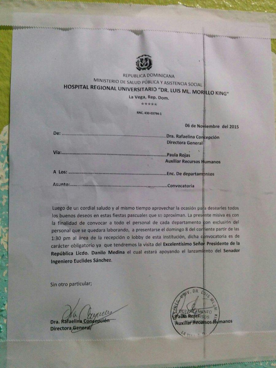 @IgnacioRRD @altagraciasa @nieves_rd @FelixPortes @donfelixSPM Similar convocatoria en La Vega. https://t.co/xW0MsiBE3Y