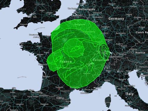 ナニコレスゴイ RT @charingress: 【過去記事】ingress:ENLがフランスにCFで巨大なタモリを描く!? https://t.co/fxUx74q2Ss #ingress #イングレス #charingress https://t.co/2LmtZtNPg7