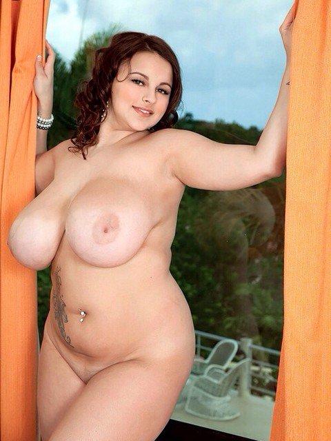 Голые полные красивые женщины фото