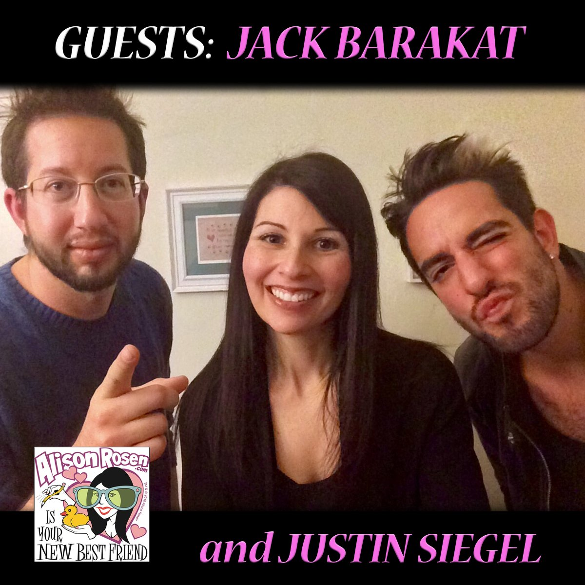 Episode w @jackalltimelow and @justinsiegel is up! Listen at https://t.co/w0UGxfILBE or https://t.co/FkAp0cH3Nb https://t.co/gpQ6P9CyoM
