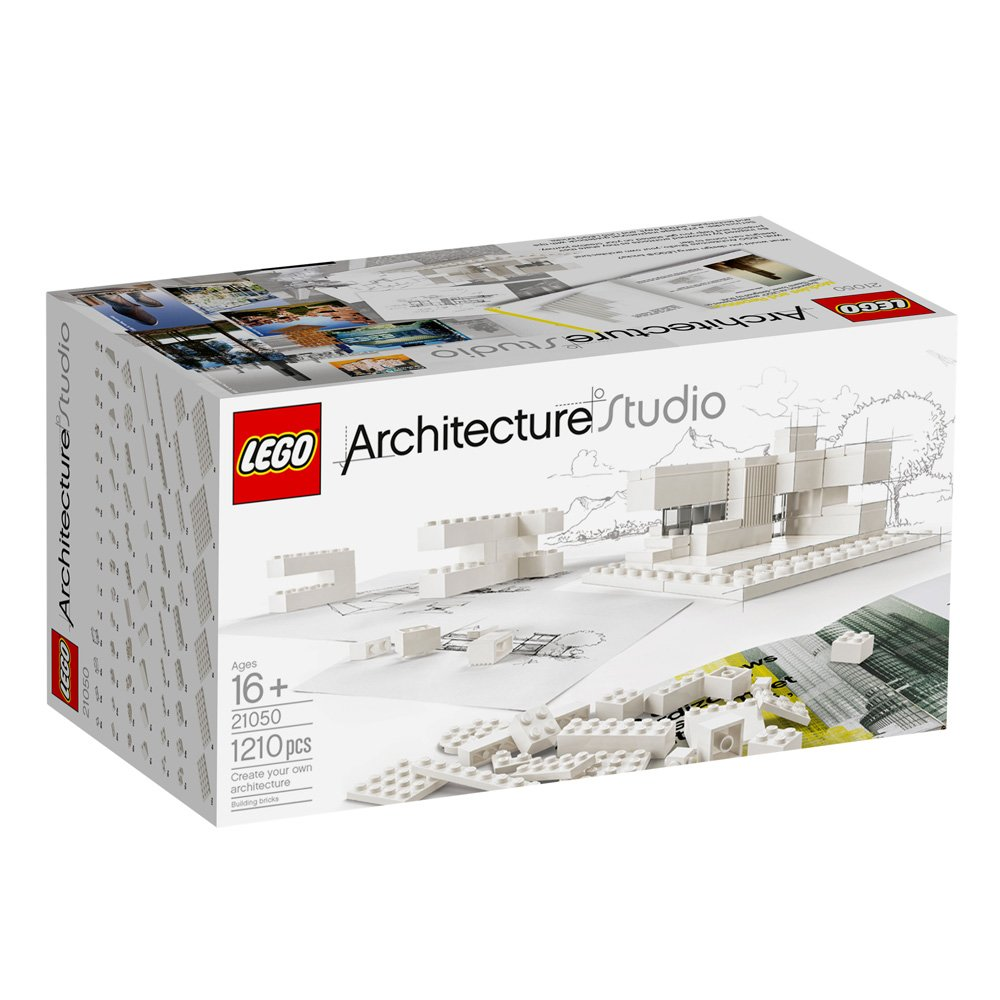 NEW on #MOCOmart.com, LEGO Architecture Studio, your chance to unleash the architect within. https://t.co/dtxNUvkWDP https://t.co/eSEJtmQ3bL