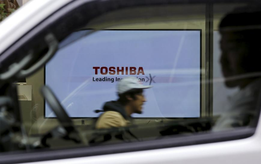 Toshiba shareholders sue in Tokyo for $2.45 million after stock plunge