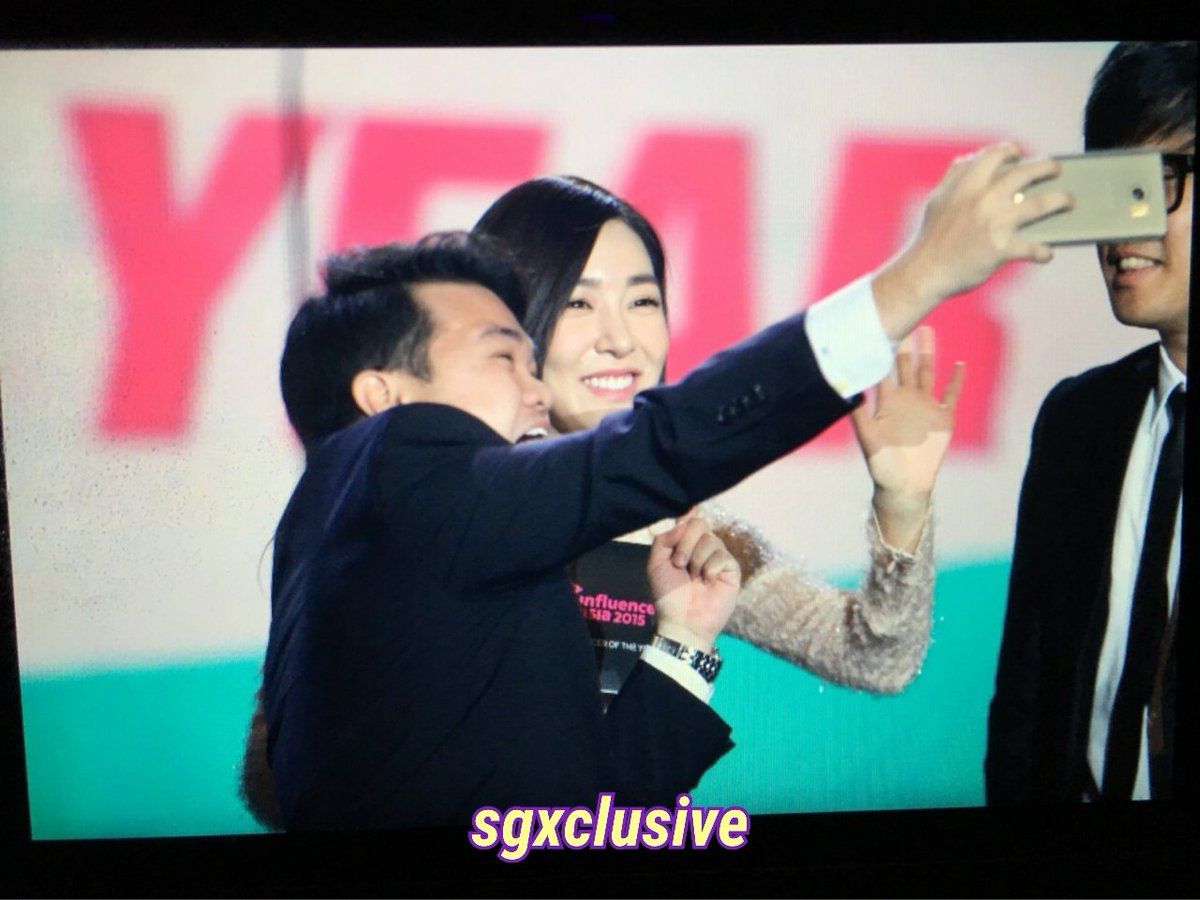 7b49de958a3e influenceasia all of the influencer of the year award winners are excited to  selca with the. Share. Facebook