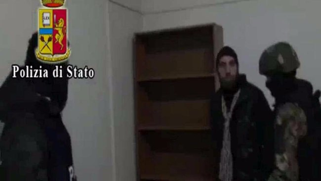 Terrorismo, arrestato Majid Muhamad