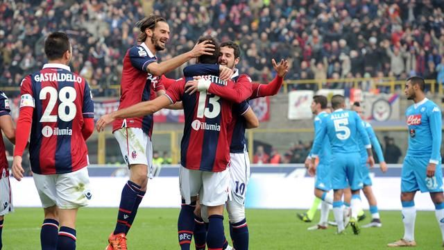 Dove vedere NAPOLI BOLOGNA Streaming Video Online