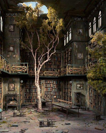 End of the World Library
