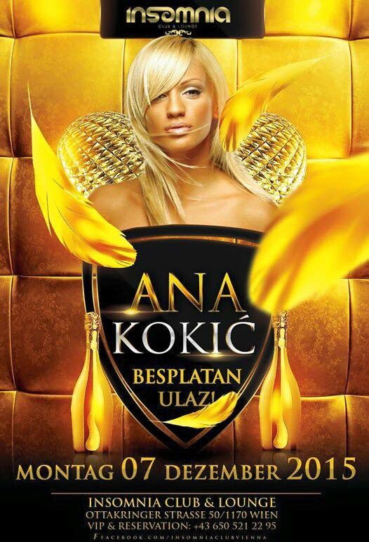 Ana Kokic On Twitter Its Party Time Monday Night Party Wien