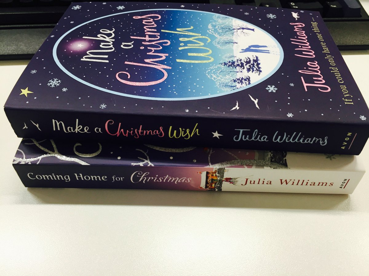 COMPETITION TIME: It's a double Christmas whammy from @JCCWilliams, RT to win! https://t.co/k0S9TgGg9n https://t.co/Mu5pSgmOxO