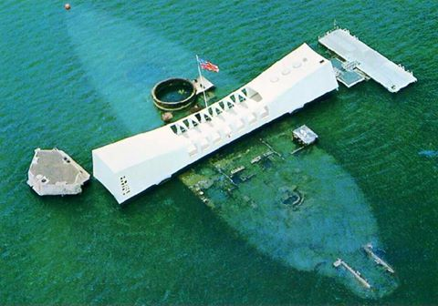 Today marks the 74th anniv. of the attack on Pearl Harbor. Forever honor those who have sacrificed for our freedom. https://t.co/8IufI1wzDU