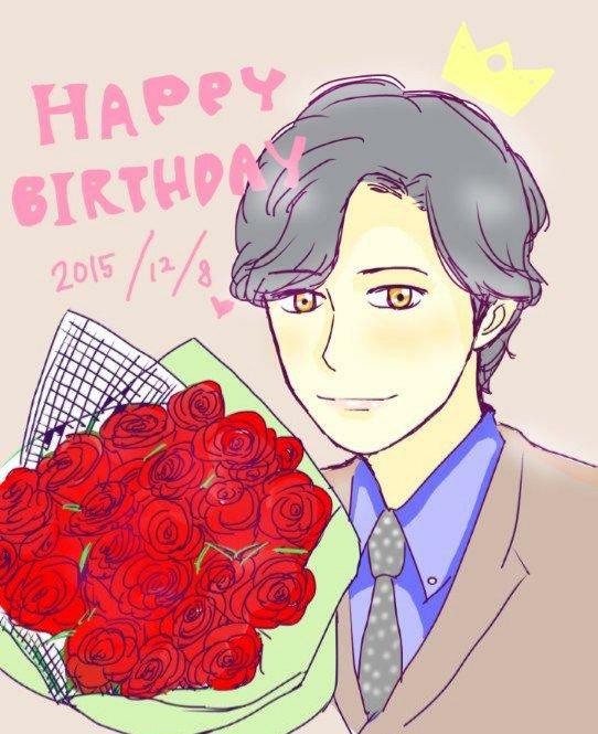 お誕生日おめでとうございます!! あなたが居てくれるからメンバーの心からの笑顔がみれると日々感謝しております 年々素敵になる吾郎さんをこれからも追い続けますのでマイペースで突き進んで下さい!  #稲垣吾郎42回目誕生祭_1208
