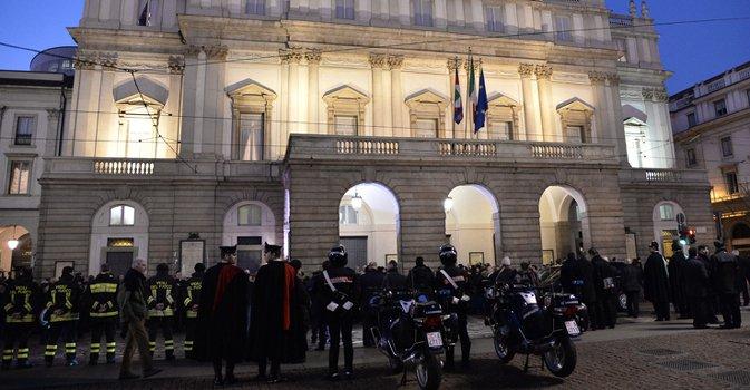 Cosa è successo alla Prima della Scala di Milano