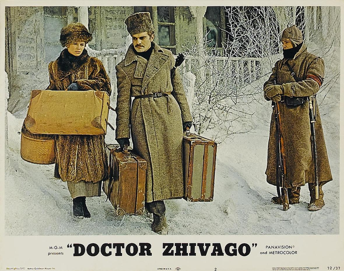 We can't wait to see Dr. Zhivago on the big screen. #BFILove