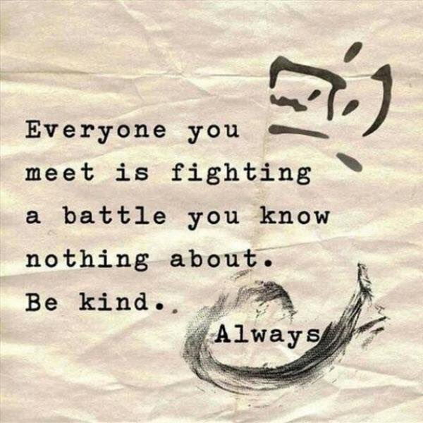 #bekind #quote #leadershipdevelopment #coaching #leadfromwithin #leadership https://t.co/H44G7RJgNJ
