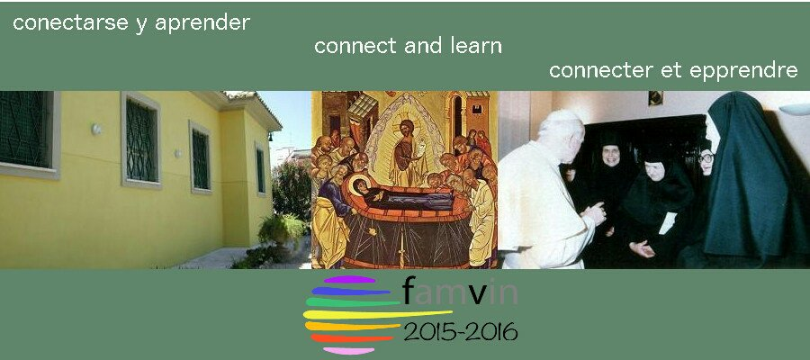Connect and Learn: Monastery of the Assumption #YVC2015 #collaboration - FAMVIN News https://t.co/21oApKaald https://t.co/eBOP19l7fp