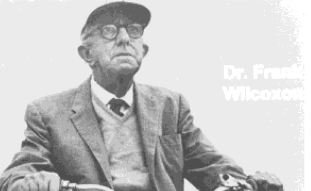 70 years ago, Frank Wilcoxon helped statisticians walk the non-parametric path. Here's how: https://t.co/af7B88aQlA https://t.co/QgGyzvabTx