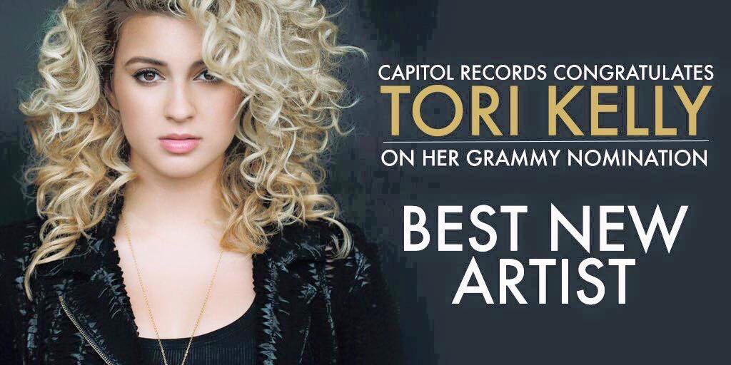 Congrats to Not So Silent Night artist @ToriKelly on her Grammy nomination! See her this Sat in Poughkeepsie! https://t.co/0bIK9c4RJf