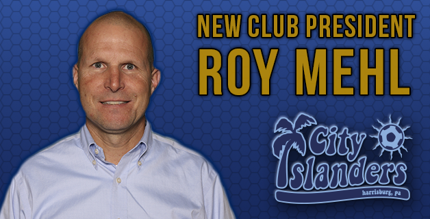 Help us welcome Roy Mehl as the new Club President of the Harrisburg City Islanders!   https://t.co/0msve9Nct1 https://t.co/Z4CL4aJ2bQ