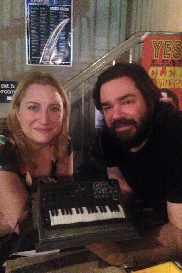 Open Space Lewes On Twitter My Clever Wife Made A Korg Synthesiser