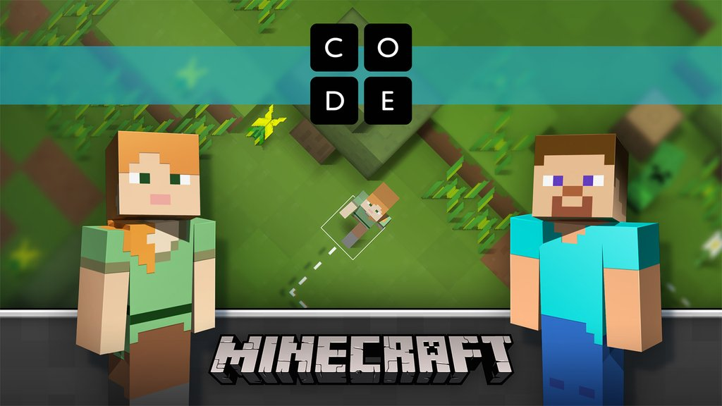 #HourOfCode is here! Get started with the Minecraft tutorial at https://t.co/e9i1M3Zjuj #YouthSpark https://t.co/5CHEW0WbnR