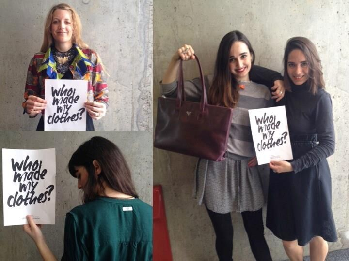 As a consumers we need to ask retailers #WhoMadeMyClothes @Fash_Rev - Christmas challenge #WhoMadeMyPresents https://t.co/b0AweRytjn
