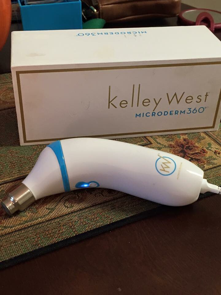 kelley west microdermabrasion tool reviews