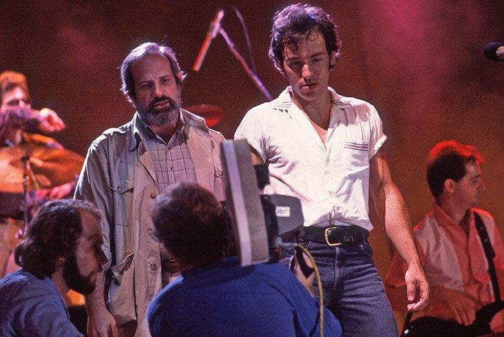 Briandepalmaarchives On Twitter Brian De Palma Directing Dancing